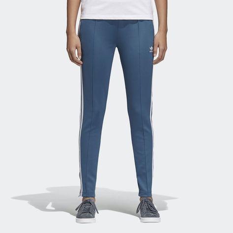 best website f4830 ef7ae ADIDAS ORIGINALS SST Track Pants.  adidasoriginals  cloth