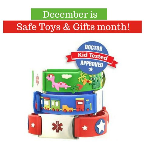 spoonie December is Safe Toys and...