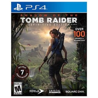 Nfm Shadow Of The Tomb Raider Definitive Edition Playstation 4