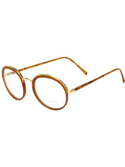 619dc5423913c GIANNI VERSACE VINTAGE Round Frame Glasses