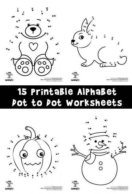 image regarding Worksheets for 4 Year Olds Free Printable called Printable Alphabet Dot toward Dot Worksheets Preschool