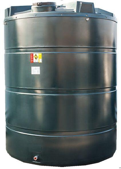9400 Litre Vertical Plastic Bunded Oil Tank Oil Storage Storage Tank Storage Tanks