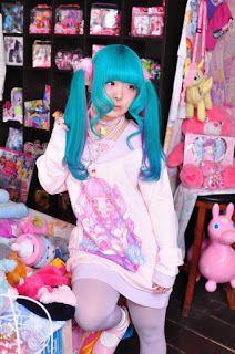 Pastel Fairy Tears❤: Que es Menhera?♫•*¨*•.¸¸♪