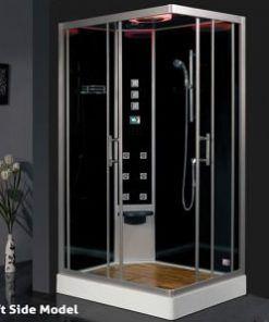 Whirlpool Bathtub For Two People Am505 Perfect Bath Canada In 2020 Steam Showers Steam Shower Cabin Whirlpool Bathtub