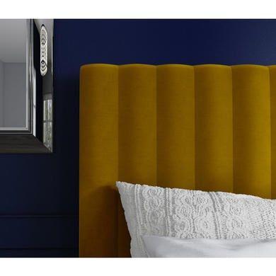 Pin On Upholstered Platform Bed