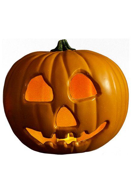 HALLOWEEN II: Light Up Pumpkin Prop