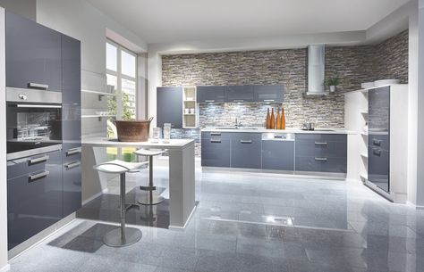 20 best Bleues \ apaisantes images on Pinterest Kitchens - alno küchen qualität