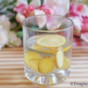 Detox Com Agua De Gengibre Agua De Gengibre Gengibre Agua De
