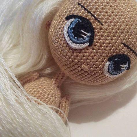 How to Crochet Baby Yoda - A Free Amigurumi Pattern - Sarah Maker | 474x474