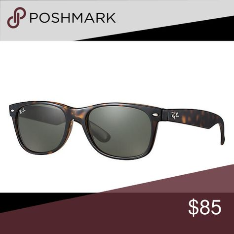 2d6cda4a2aa6 Ray-Ban New Wayfarer Classic - Tortoise Frame Go back to where it all began  with Ray-Ban New Wayfarer Classic sunglasses. Using the same iconic shape  as the ...