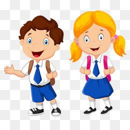 أطفال المدارس حر Png و قصاصات فنية School Illustration Student Cartoon Cartoon School Bus