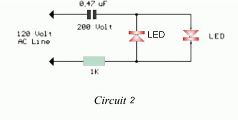 Pinterest Ac Supply Schematic Diagram Led Lights on