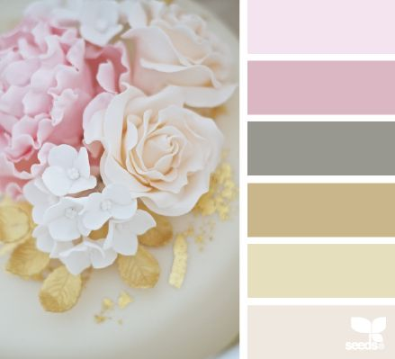 süße Zuckertöne - perfekt in Kombination mit traditionellem Dekor