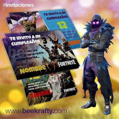 Consigue Estas Y Muchas Más En Www Beekrafty Com Invitaciones Fortnite Cumpelaños Beekrafty Pasionporcrear Invitations Emoji Party Emoji Birthday