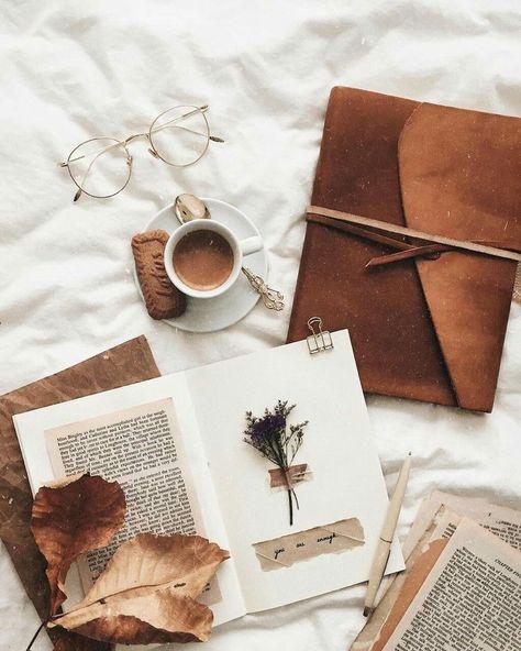 Autumn  Time for fall - bookstagram  #fallinspiration