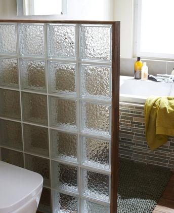 23++ Separation salle de bain en verre inspirations