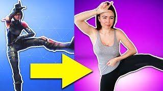Cómo Hacer Todos Los Bailes De Fortnite En La Vida Real El Cómo De Las Cosas Fortnite Baile Cómo Hacer