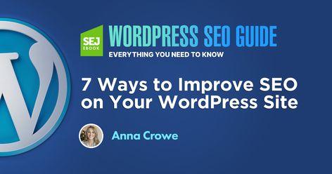 7 Ways to Improve SEO on Your WordPress Site