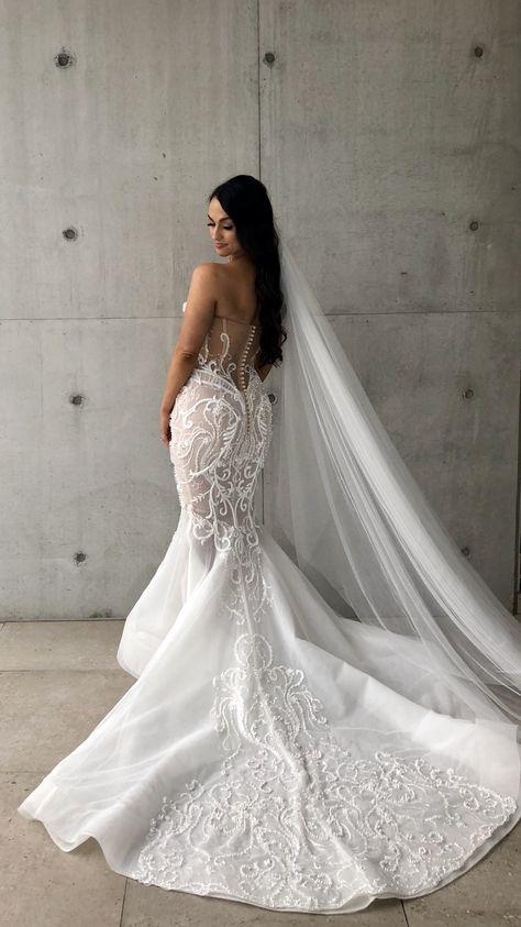 Pallas Couture Wedding Dress