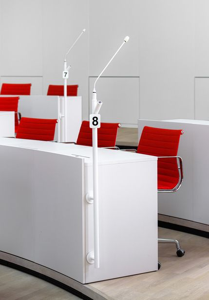 Landtag Brandenburg Potsdam Entwurf Peter Kulka Architektur Architektur Objekteinrichtung Design
