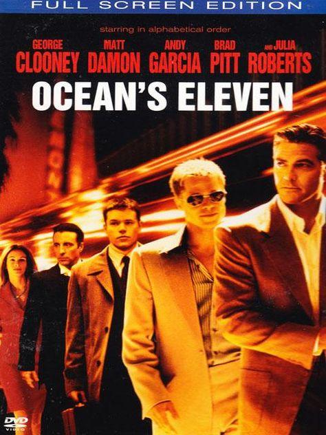 Ocean's Eleven DVD Movie