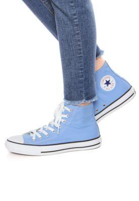 Tênis Converse Chuck Taylor All Star Hi Branco CT08670001