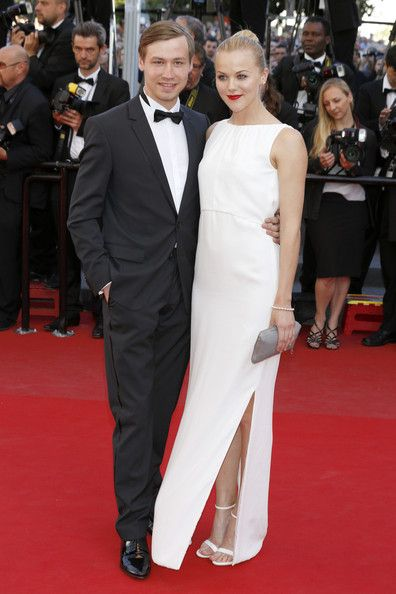 David Kross And Agnes Lindstroem At The 2013 Cannes Film Festival - The Cutest Cannes Couple Moments Of The Decade - Photos