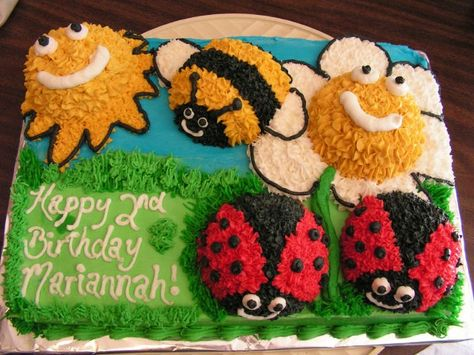 Image detail for -Bug Cake.JPG