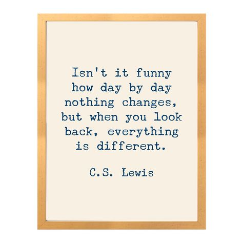 C.S. Lewis Quote A