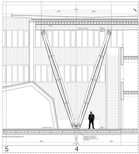 Gallery Of Metla Forest Research Centre Sarc Architects 33 In 2020 Wood Architecture Facade Architecture Architecture Details