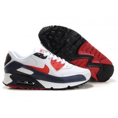Air Max 90 GS Nike 307793 004 GOAT