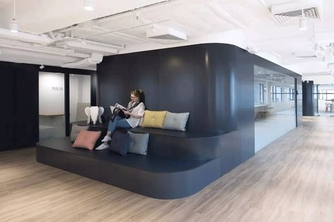 Designing a workplace is like writing a novel uber hong kong by