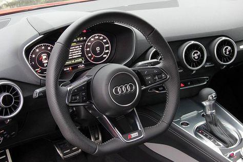 Essai Comparatif : Audi TT 3 vs. Peugeot RCZ-R
