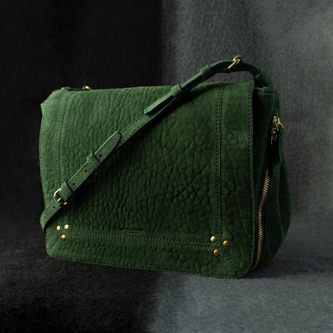 Igor Bag Bubble Vert by Jerome Dreyfuss