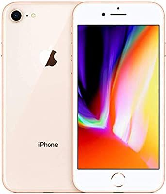 Amazon Com Apple Iphone 8 64gb Gold For At T Renewed Iphone Apple Iphone Iphone 8