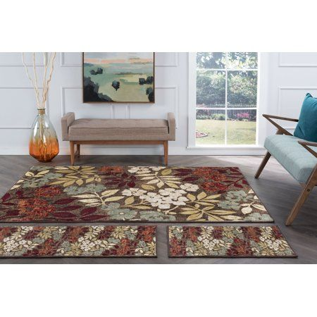 Bliss Rugs Kelsie Transitional Indoor Three Piece Set | Home