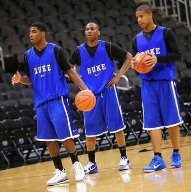 Kyrie Irving and Nolan Smith | Duke Basketball - Kyrie Irving | Pinterest | Kyrie  irving and Duke basketball