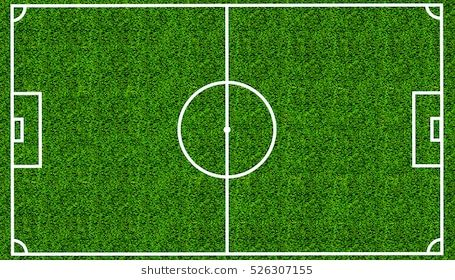 Football Field Or Soccer Field Texture Background Football Field Textured Background Field