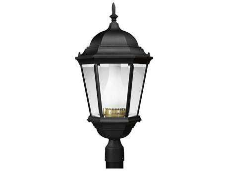 Commercial Outdoor Post Lighting Traditional Transitional
