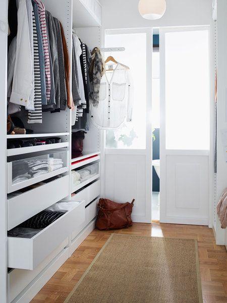 Trece Armarios Para El Dormitorio Vestidor Ikea
