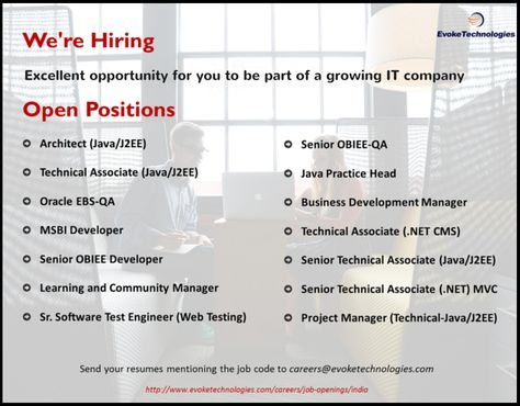 We are looking for talented software professionals to join our - obiee sample resume
