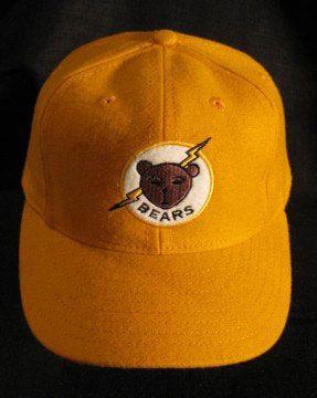 Springfield Isotopes Hat : springfield, isotopes, Stuff, Ideas, Baseball, Hats,, Fabric,, Vintage