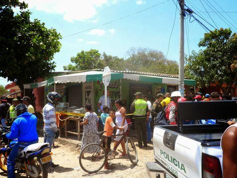 Hoy   es  Noticia: Otra víctima de las motos asesinas en Los Mangos :...
