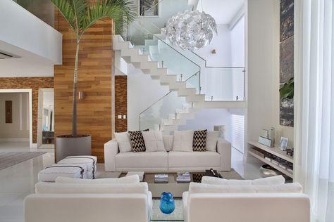 258 Best Decoração De Salas Images On Pinterest | Decoration, Living Room  And Environment Part 85