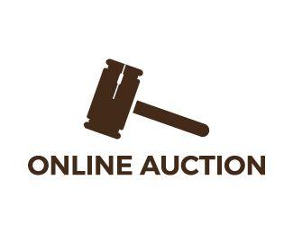 Customizable logo - Online auction | Online auctions, Auction ...