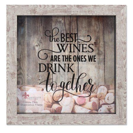 Home Wine Cork Holder Cork Holder Shadow Box