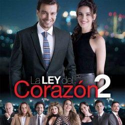 Comprar La Telenovela La Ley Del Corazón 2 Completo En Dvd Telenovelas Actors Movies