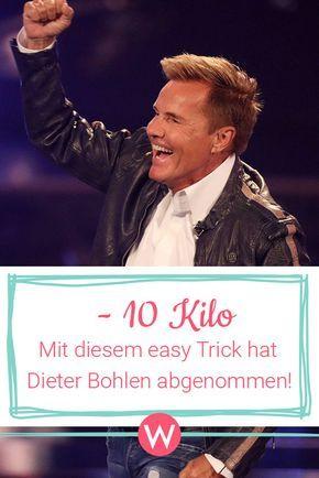 Dieter Bohlen So Einfach Hat Er 10 Kilo Abgespeckt Dieter Bohlen Bohlen Abnehmen