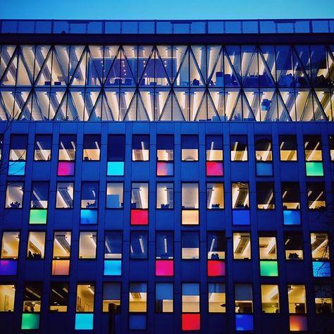 color Lets get colorful. #london...