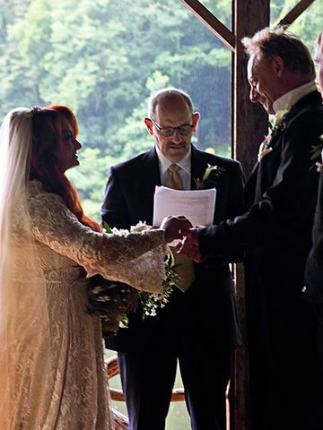 Inside Wynonna Judds Country Wedding